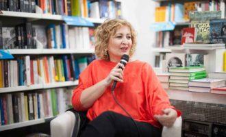 """Natalia Cattelani, da """"La prova del cuoco"""" alla Mondadori di Genzano"""