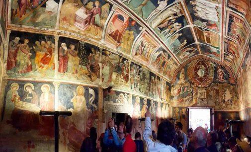 Domenica a Cori i luoghi speciali aperti al pubblico