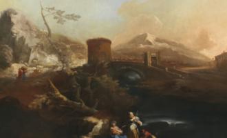 Il paesaggista settecentesco Alessio De Marchis a Palazzo Chigi ad Ariccia: si celebrano 30anni d'attività museale