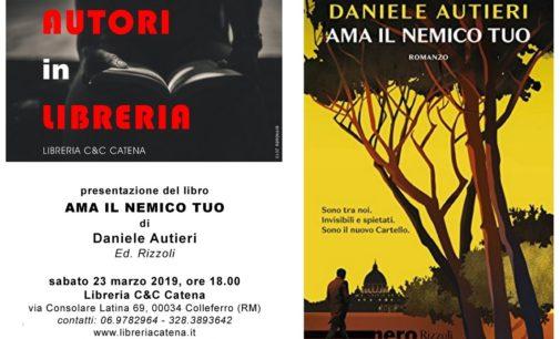 """""""Ama il nemico tuo"""" di Daniele Autieri"""
