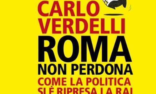 """""""Roma non perdona. Come la politica si è ripresa la RAI"""" a La Dante"""