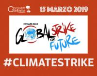 Scuole e giovani per il clima-I ragazzi chiedono futuro: gNe aderisce al #climatestrike del 15 marzo