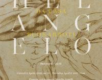 Pinacoteca Agnelli | Michelangelo. Disegni da Casa Buonarroti | press preview giovedì 3 aprile 2019 ore 11