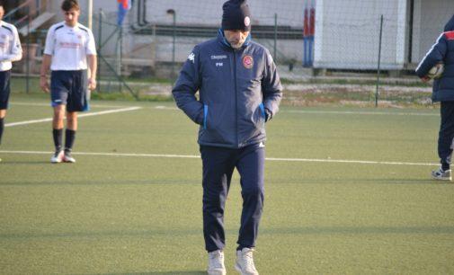 """Gsd Casilina (calcio, I cat.), mister Piccirilli sprona il gruppo: """"E' ancora tutto aperto"""""""