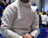 Frascati Scherma, Alessio Sarri secondo nella prova di Coppa del Mondo paralimpica