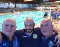 Serie B, Waterpolis battuta a Civitavecchia: finisce 14-8 per la Cosernuoto
