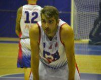 """Club Basket Frascati (C Gold/m), Serino superstar a Sora: """"Merito dei compagni di squadra"""""""