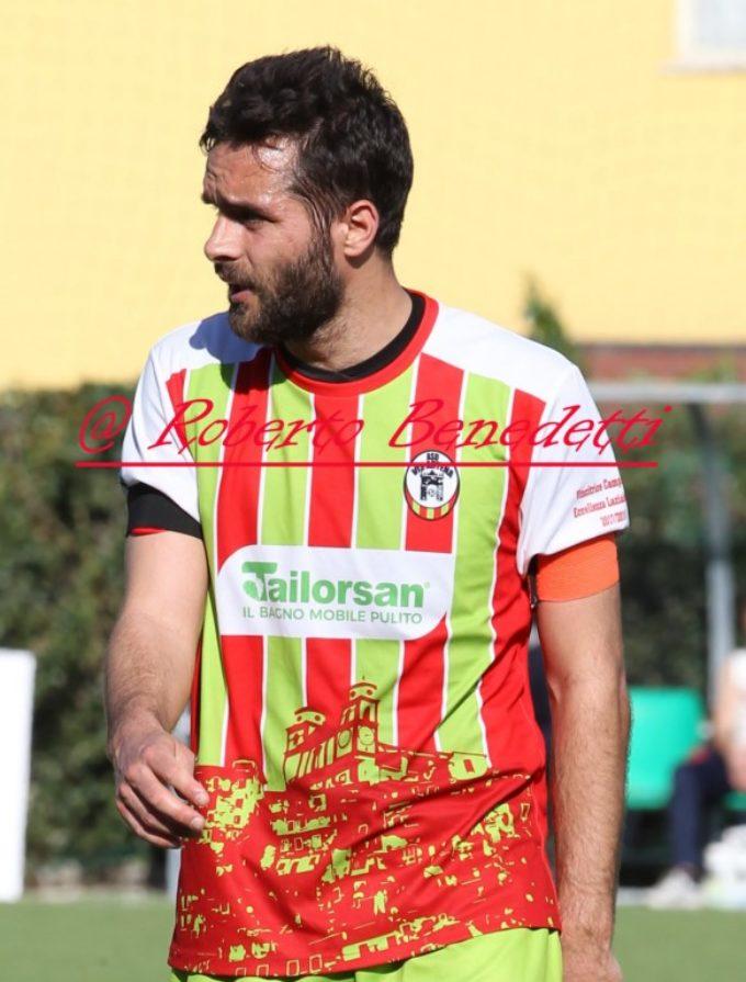 La Vis Artena vince il derby contro l'Anagni calcio 1-0 con gol di Costantini