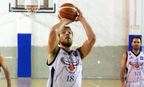 """San Nilo Grottaferrata basket (C Gold/m), Meschini: """"Sarà particolare giocare contro Hawkins"""""""