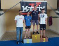 Due medaglie d'oro, una d'argento e una di bronzo per i ragazzi dell'F&D H2O al Trofeo Matrix