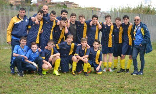 "Torre Angela Acds (calcio, Under 14 prov.), Nobili: ""Proviamo a finire senza perdere"""