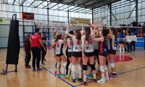 """Volley Club Frascati, la C cerca l'impresa. Cicola: """"Facciamo cinque o sei punti e poi vediamo"""""""