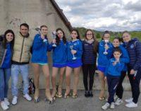 """Ssd Colonna (pattinaggio), tanti ottimi risultati al trofeo """"Juniors Academy"""" di Passo Corese"""