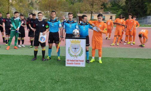 Il Football Club Frascati ha dato supporto organizzato al Comitato per il Torneo delle Regioni
