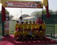 """Città di Valmontone (calcio), festa per la prima edizione della """"Raimbow Magic Land Football Cup"""""""