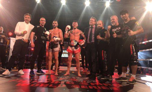 Un italiano campione del mondo di kickboxing: Emanuele Tetti vince il mondiale di K1