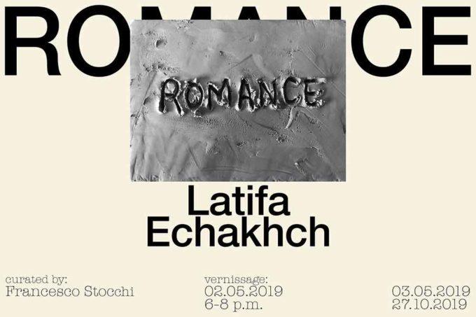 Latifa Echakhch Romance