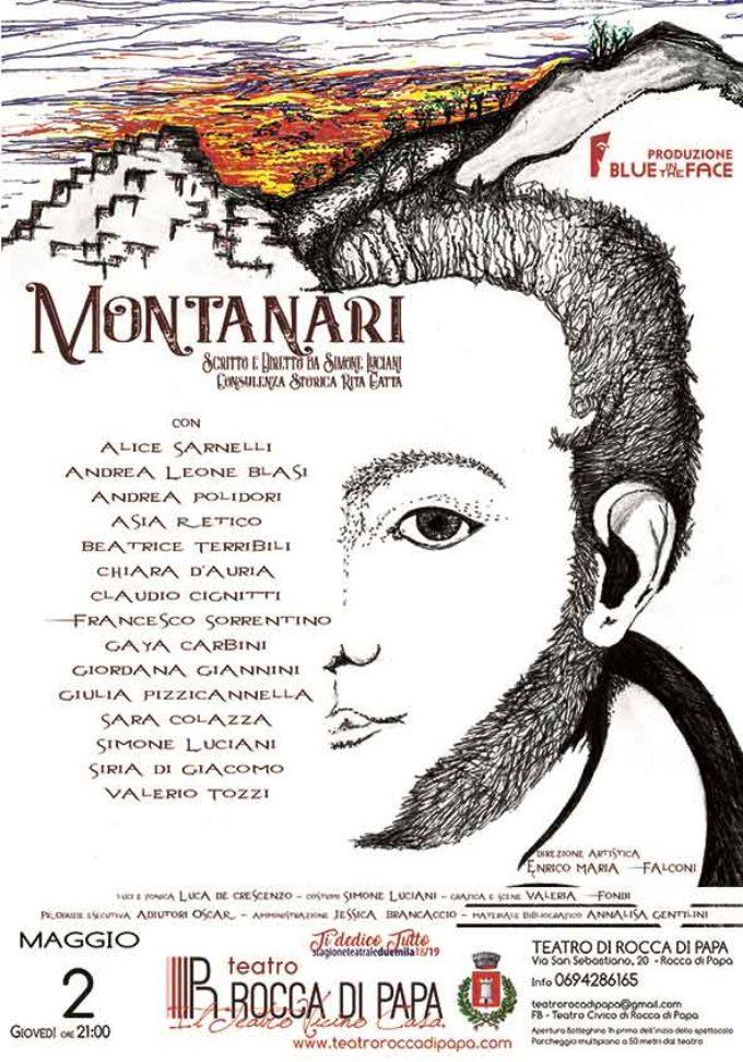 Teatro Civico di Rocca di Papa – Montanari