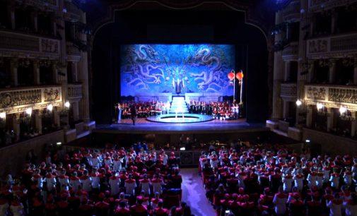 Il progetto Scuola InCanto arriva a Roma con la TURANDOT di Giacomo Puccini
