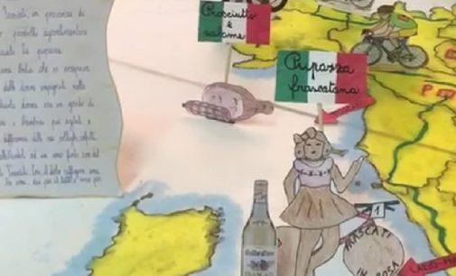 Frascati, gli alunni della Lupacchino  vincono il concorso Biciscuola 2019