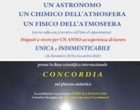 Antartide: stagione invernale 2019-2020 a Concordia