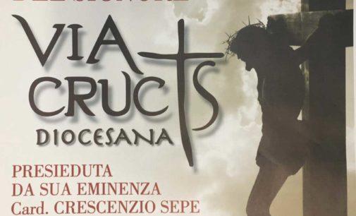 Via Crucis al Parco Archeologico di Ercolano