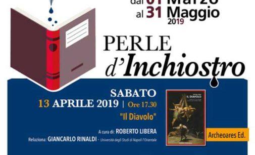 """Albano Laziale, tornano le """"Perle d'inchiostro"""" a Palazzo Savelli con """"Il Diavolo"""""""