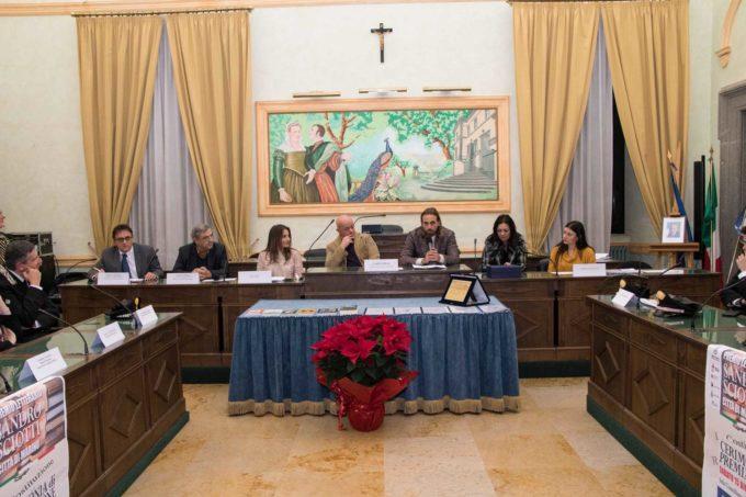 Lo scrittore Sabino Caronia ospite a Marino