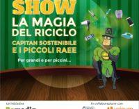 REMEDIA E LA MAGIA DEL RICICLO IN SCENA A ROMA
