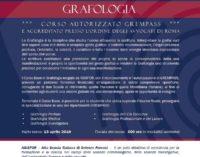 Venti opportunità a Roma nella Grafologia