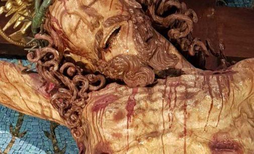 I tre secoli e mezzo del Crocifisso di Nemi