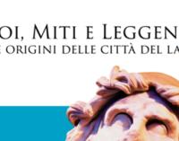 """Roma. Presentazione del documentario """"Eroi, miti e leggende. Alle origini delle città del Lazio"""""""