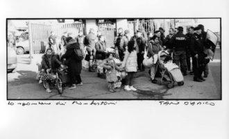 Guerra ai poveri|Mostra fotografica di Tano D'amico