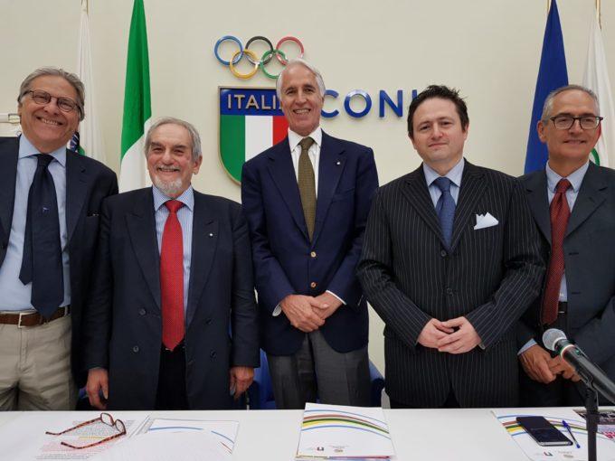 Conferenza dell'ONA e del Comitato Nazionale Italiano Fair Play
