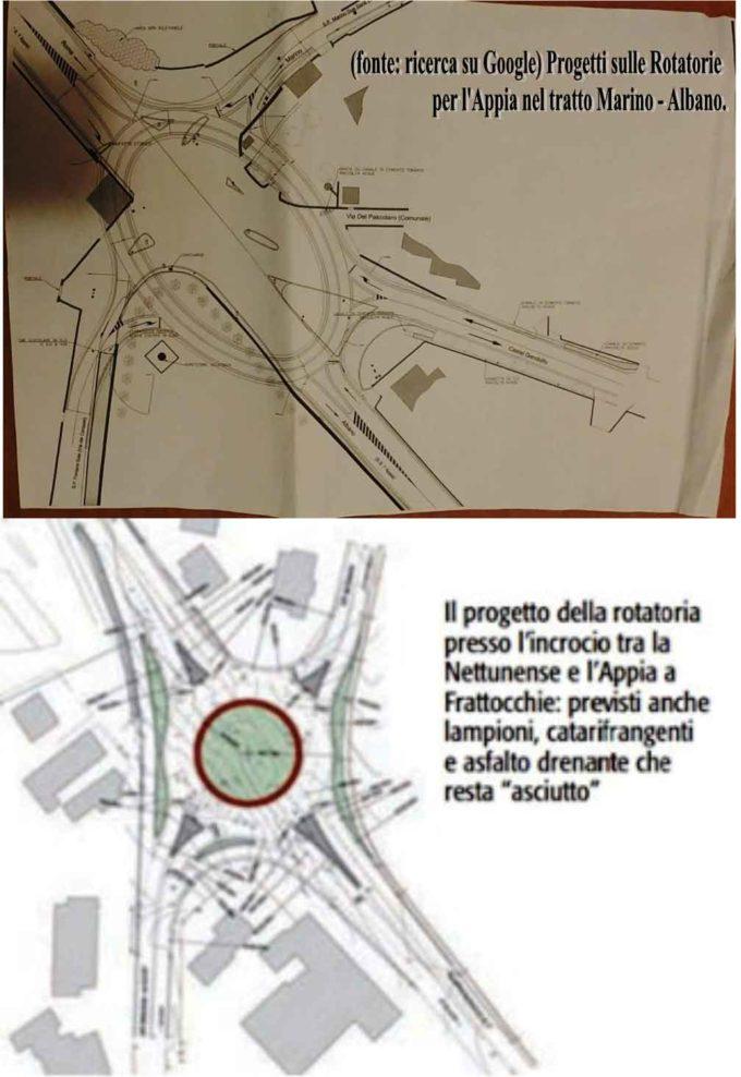 CASTELLI ROMANI – Una rotonda s…