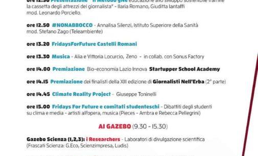 #GNE2019: Scienza, cibo, clima e fakenews tra ragazzi, ricercatori, musicisti e marinai