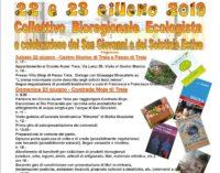 Treia, Passo di Treia e Contrada Moje di Treia –  Collettivo Bioregionale Ecologista e celebrazione del San Giovanni e del Solstizio Estivo