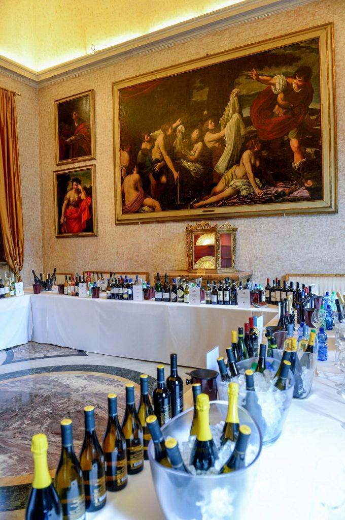 VINO E ARTE CHE PASSIONE: Al Casino dell'Aurora Pallavicini tra estasi e gusto