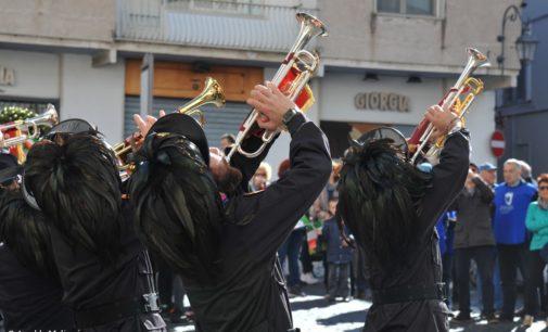 Albano Laziale, partita la 32^ Staffetta della Solidarietà