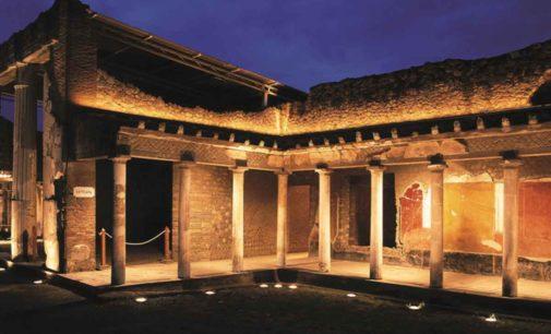 """Pompei – FESTA DEI MUSEI  """"Notte Europea dei Musei"""""""