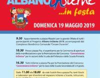Albano InSieme alla sua 7^ edizione, appuntamento sabato 18 e domenica 19 maggio