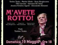 Teatro Civico di Rocca di Papa – M'avete rotto!