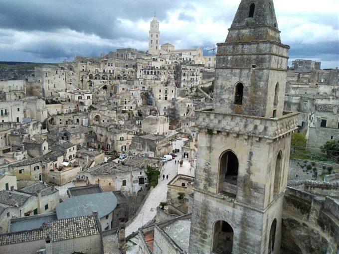 Viaggio straordinario a Matera