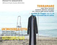 Progetto SENZAPORTE percorso teatrale nel carcere di Latina e di Velletri