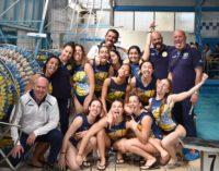 Serie B femminile, Waterpolis a valanga sull'Olgiata: finisce 15-4