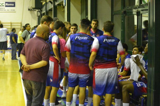 """Club Basket Frascati (C Gold/m), Cecconi: """"Faremo di tutto per arrivare a gara 3 con Grottaferrata"""""""