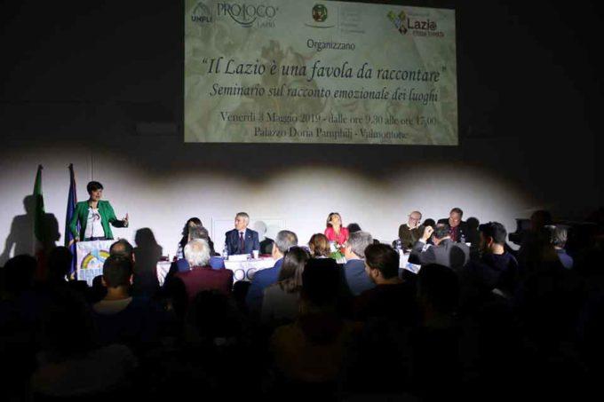 IL LAZIO FAVOLA DA RACCONTARE: DA VALMONTONE LANCIATA LA PROPOSTA SUL TURISMO ESPERENZIALE