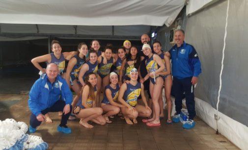 F&D H2O, Under 17 bella e vincente contro la Roma Waterpolo Bianca