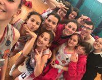 Club Basket Frascati, l'Under 13 femminile tra le prime quattro del Lazio. Monetti: «Che gioia»