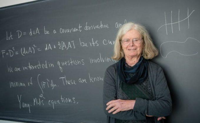 La scienziata Karen Uhlenbeck è la prima donna «Nobel» per la matematica